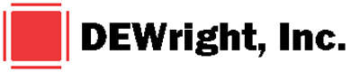 DEWright Inc. Logo